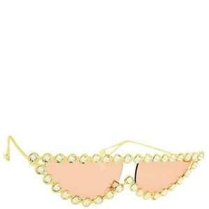 Blingtastic Sunglasses (Pink)